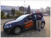 Stefan Holzkamp hat seinen B-Führerschein seit dem 01.10.14!