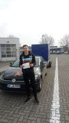 Fabian Krull hat seinen B Führerschein seit dem 28.02.2019!