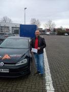Sebastian Jacek Dudek hat seinen BE Führerschein seit dem 09.01.2020!