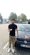 Hamidullah Barikzai hat seinen B Führerschein seit dem 17.08.2020!