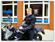 Timothy Rathjen hat seinen A2-Führerschein seit dem 13.06.14!