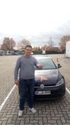 Matthias Thieme hat seinen B Führerschein seit dem 02.11.2020!