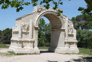 Triumpfbogen Glanum -  © France Fascination
