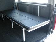 NV350 ベッド
