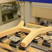 CNC-Fräsen Holz