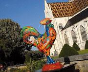 Bourg-en-Bresse et ses environs - 01