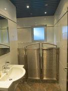 Gäbe es einen Preis für die schönste WC-Anlage, der SV Ramsen müsste diesen Preis bekommen.