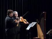 Pierre-Henri Xuereb à l'Alto et Vincent Beer-Demander à la Mandoline - Fête de l'Alto 2015
