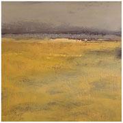 Le marais jaune 70 x 70