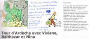 accueil Viviane , sa mule et son âne Baltazar