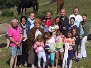Réunion de famille mai 2014
