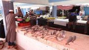 Le marché aux poissons de Sidi Ifni