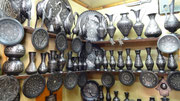 Atelier-magasin de damasquinage