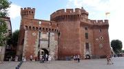 Perpignan : porte Notre-Dame