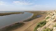 Une partie de la lagune de Naïla