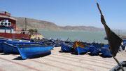 Petit port de Sidi Kaouki