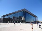 Marseille : Le MUCEM (Musée des Civilisations de l'Europe et de la Méditerranée