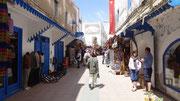 Essaouira : Dans les rues de la médina
