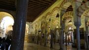 Intérieur de la mosquée-cathédrale