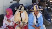 Des rifaines avec leur chapeau traditionnel