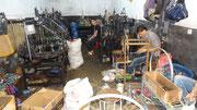 Fabrication mécanique de galons