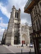 Troyes : la cathédrale