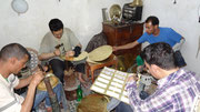 Atelier de dinandiers