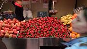 Au marché couvert de Saragosse
