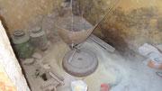 Ouzoud: moulin à farine