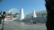 Cité des Sciences à Valencia