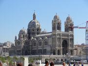 Marseille : église près du vieux port