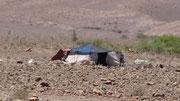 Tente de berger nomade