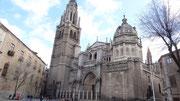 Dans la cathédrale de Tolede...