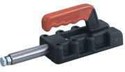Straight line push-pull type toggle clamp heavy version