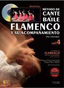 Método de cante y baile flamenco y su acompañamiento 4