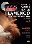 Método de cante y baile flamenco y su acompañamiento 1