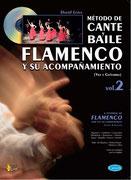 Método de cante y baile flamenco y su acompañamiento 2
