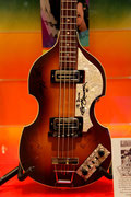 Beatles Bass-Guitar Las Vegas