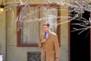 Norman Bates - Psycho -  Universal Studios Hollywood