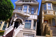 Janis Joplin House in San Francisco