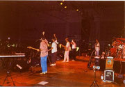 America - On Stage / Hannover -Eilenriedehalle 95
