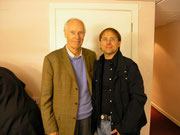 the legendary Sir George Martin - Producer from The Beatles