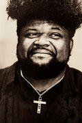 Buddy Miles  - East Berlin Germany - Palast der Republik 06.04.1987