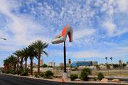Neon-Friedhof von Las Vegas