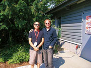 Scott Harder , a good friend of me - Manager from Little Feat, America, Steely Dan, Tom Petty, Joni Mitchell......
