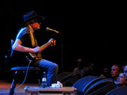 Johnny Winter Berlin 2011