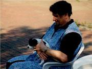 Meine Schwiegermutter mit Ilonka by Windrush