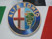 Alfa Emblem
