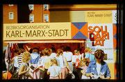 Bezirkszentrum Karl-Marx-Stadt
