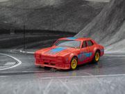 AURORA AFX Ford Escort rot/blau/rot #46